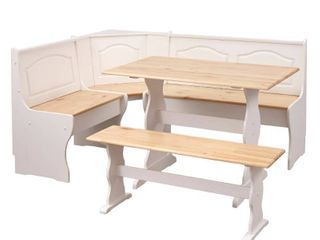 Simple living Knox 3 Piece Nook Set  Retail 387 49