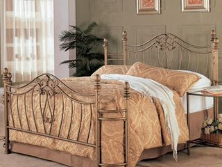Wildon Home Sydney Four Poster Headboard and Footboard