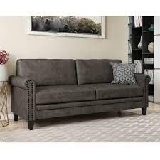 Copper Grove Flynn Rolled Arm Sofa  Retail 647 99