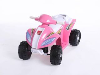 Step 2 6V Mini Quad Battery Operated Ride On  Retail 80 98