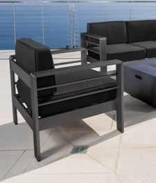 Cape Coral Dining Club Chair by Christopher Knight Home