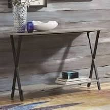 Carbon loft Eres Concrete Coated Top Media Console Table   Retail 157 99