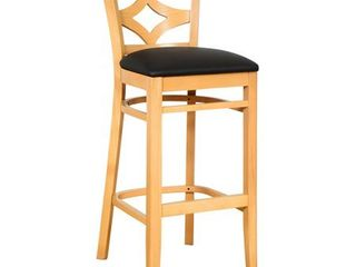 Vegas Wood Bar Stool  Retail 143 99