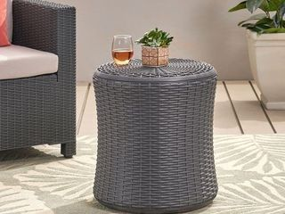 Simone Faux Wicker Table by Christopher Knight Home  Retail 85 49