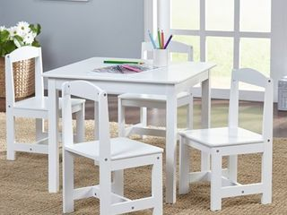 Simple living Hayden Kids Table and Chair Set  Retail 118 49