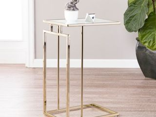 Holly   Martin Colbi Glass Topped C Table