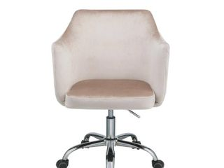 ACME Cosgair Office Chair in Champagne Velvet