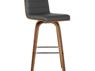 Carson Carrington Skara 30 inch Wood Swivel Counter Height Barstool   Retail 139 00