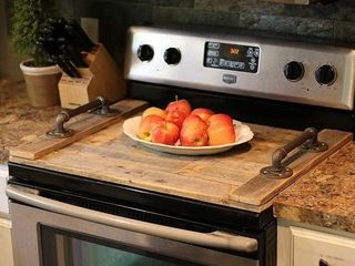 Stove Top Cover  Noodle Board  Retail 83 49