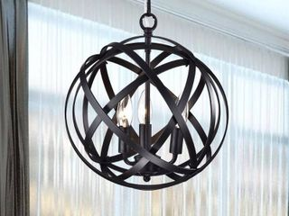 Eucharis 3 light Foyer Pendant  Retail 114 99