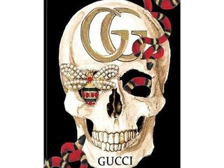 Porch   Den  Gucci Skull II  Wall Art