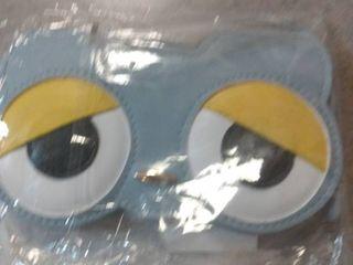 Wlfl Sunglasses Case Owl