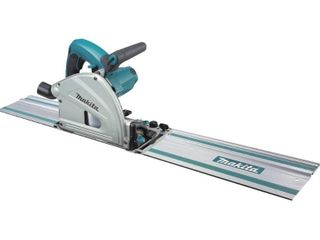 Makita SP6000J1 6 1 2 Inch Plunge Circular Saw with Guide Rail
