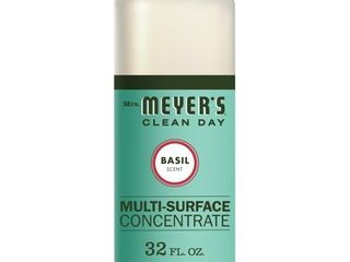 Mrs  Meyer s Basil Scent Multi Surface Concentrate   32 fl oz