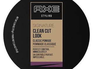 AXE Clean Cut look  Classic  Hair Pomade for Men  2 64 oz