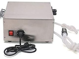 Digital liquid Filling Machine Digital Control Pump liquid Filler Machine Automatic Bottle Filler  2ml 3500ml   GFK160
