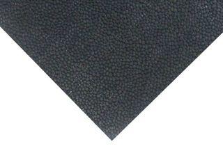 Rubber Cal Tuff N lastic Rubber Flooring Runners  1 8 Inch x 4 x 10 Feet  Black