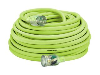 legacy Manufacturing FZ512935 Flexzilla Pro 100 Ft  Extension Cord  10 3 Awg Sjtw