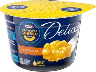 20 Cups Kraft Deluxe Original Macaroni and Cheese Dinner Cups  2 39 oz Cup