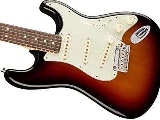 Fender American Professional Stratocaster Rosewood Fingerboard Electric Guitar 3 Color Sunburst Retails for  699 00