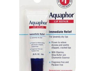 Aquaphor lip Repair  35 fl  oz  Carded Pack