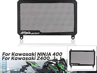PACEWAlKER Motorcycle Radiator Grille Guard Cover Protector Radiator Guard