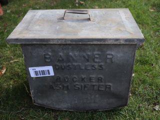 BANNER ASH SIFTER