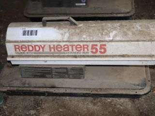 REDDY HEATER  55   55 000 BTU