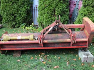 FORD 80  3PTH OFFSET FlAIl MOWER
