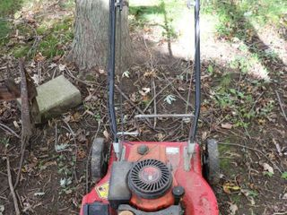NOMA BRUTE 4 5 H P  lAWN MOWER