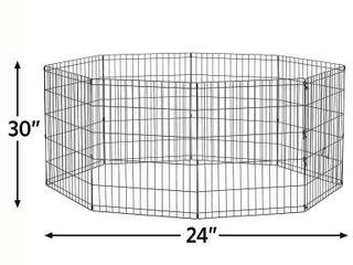 New World Pet Products B552 30 Foldable Exercise