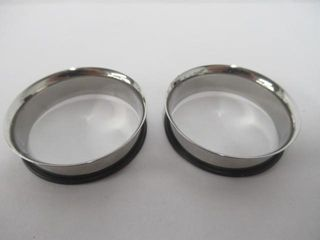 1 1 2  Stainless Steel Tunnels