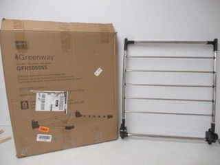 Used  Greenway GFR5050SS Stainless Steel Indoor