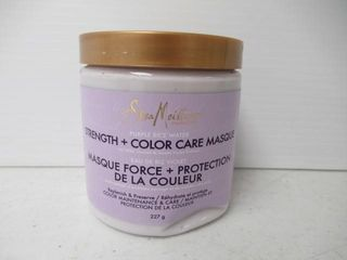 As Is  Shea Moisture Purple Rice Water Masque for