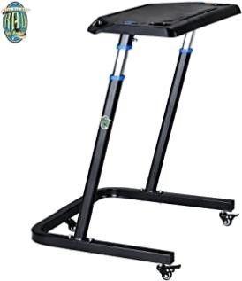 Portable Fitness Desk  Adjustable Height