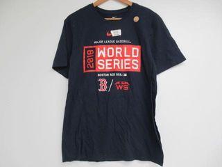 The Nike Tee Men s Medium MlB 2018 World Series