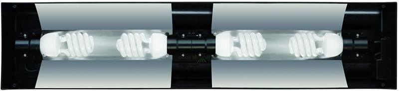 Exo Terra Compact Top lG Terrarium Canopy light
