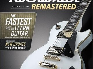 Rocksmith 2014 Edition Remastered   PlayStation 4