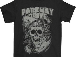 Philcos Medium Parkway Drive Surfing Skull