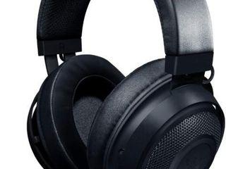 Razer Kraken Gaming Headset  lightweight Aluminum
