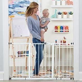 Regalo 56 Inch Extra WideSpan Walk Through Baby