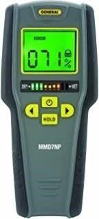General Tools MMD7NP Moisture Meter  Pinless