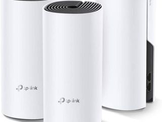 TP link 3 Pk Deco M4 Whole Home Mesh WiFi System IJ