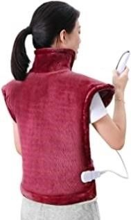 Electric Heating Pad Neck Shoulder and Back