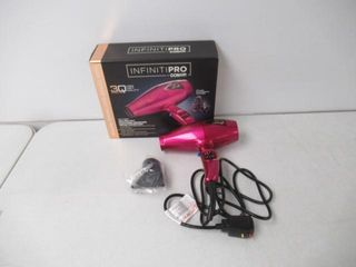 As Is  INFINITIPRO BY CONAIR 3Q Compact