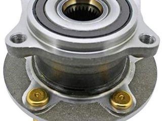 WJB WA512382 Rear Wheel Hub Bearing Assembly