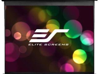 Elite Screens Manual 80
