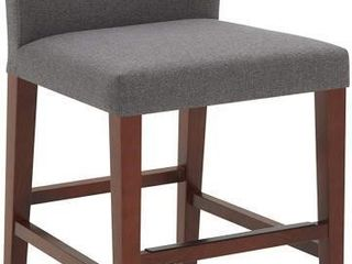 Amazon Brand   Rivet Eli Modern bar stool with