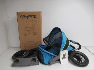 Used  Gen 7 Pets G2360TB G7 Jogger Pet Stroller