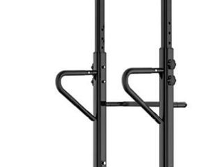 Soges Power Tower Adjustable Height Pull Up and